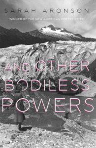 Sarah B Aronson book Bodiless Powers