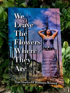 we leave the flowers where they are